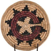 Vintage Navajo Wedding Basket 32948