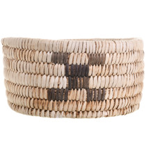 Native American Hand Woven Basket 32949
