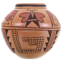 Vintage Hopi Pottery Jar 32953