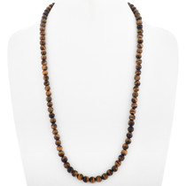 Navajo Tigers Eye Necklace 32955