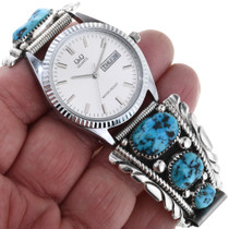 Classic Sleeping Beauty Turquoise Watch 32963