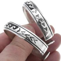 Tommy Singer Navajo Overlay Bracelet 32982