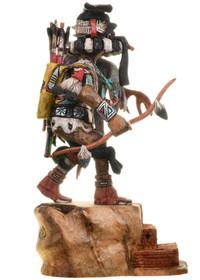 Hand Carved Hopi Milton Howard Kachina 32988