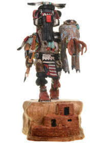 Hopi Lefthand Kachina Doll 32988