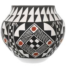 Native American Acoma Pottery 33012