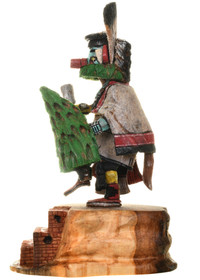 Hand Carved Cottonwood Kachina Doll 33013