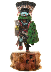 Early Morning Singer Hopi Kachina Doll 33013