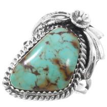 Royston Turquoise Navajo Ring 33018