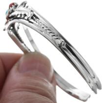 Navajo Roger Pino Turquoise Bracelet 33026
