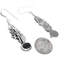 Navajo Design Earrings