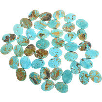 Hand Cut Number 8 Nevada 25mm x 19mm Cabochons 32735