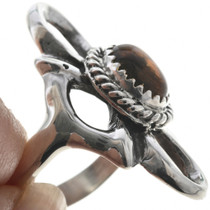 Old Pawn Sterling Design Ladies Ring 33083