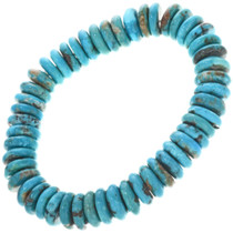 Southwest Turquoise Beaded Bracelet 33089