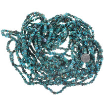 Real Turquoise Beads Freeform Nuggets 31952