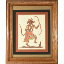 Native American Kachina Artwork 33094