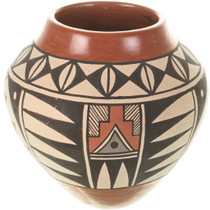 Vintage Jemez Pueblo Pottery 33095