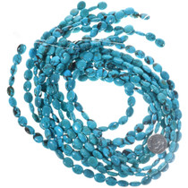 Blue Turquoise Beads 31960