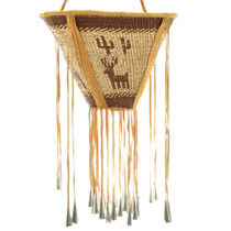 Apache Indian Burden Basket 33097