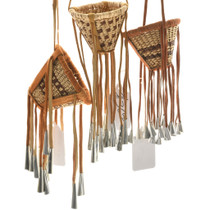 Extra Small Apache Indian Burden Baskets 33102
