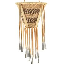 Authentic Apache Burden Basket 33103
