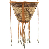 Small Apache Burden Basket 33105