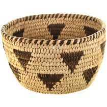 Vintage Papago Indian Basket 33132