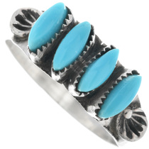 Turquoise Ladies Ring 33136