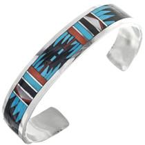 Zuni Inlaid Turquoise Bracelet 33157