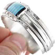 Zuni Rebecca Shekya Turquoise Bracelet 33143