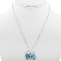 Zuni Butterfly Pendant 33180