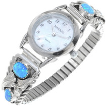 Native American Opal Watch 33182