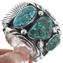 Green-Blue Turquoise Watch Bracelet 33203