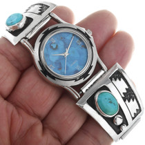 Original Navajo Tommy Singer Watch 33211