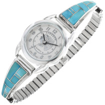 Vintage Turquoise Watch 33214