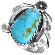 Native American Turquoise Ring 33224