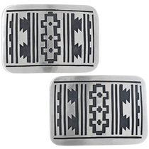 Hand Made Navajo Belt Buckle 33264