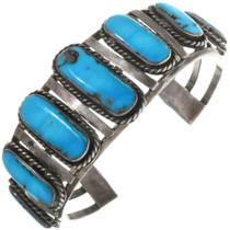 Old Pawn Kingman Turquoise Bracelet 33283