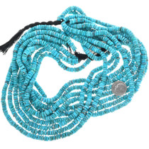 Natural Turquoise Beads 32783
