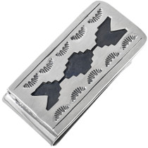Navajo Geometric Pattern Money Clip 33313