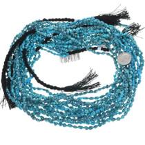 Tumbled Polished Nugget Turquoise Beads 32794