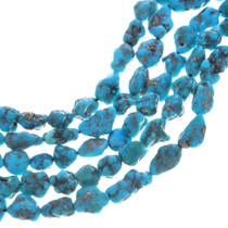Natural Turquoise Beads 31966
