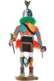 Vintage Hopi Rattle Kachina Doll 33336