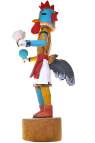 Rooster Kachina Doll 33337