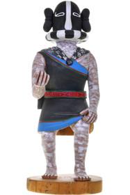 Vintage Hopi Kokopelli Kachina Doll 33341