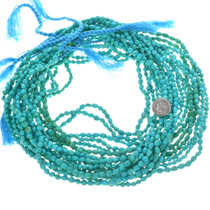 Aqua Green Turquoise Nugget Beads 31978