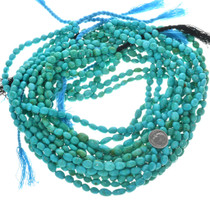 Kingman Arizona Turquoise Untreated Beads 31979