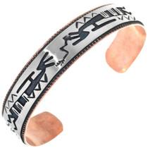 Navajo Kokopelli Bracelet 33352