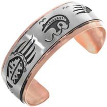 Navajo Bear Bracelet 33363