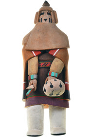 Vintage Hopi Snow Maiden Kachina Doll 33371