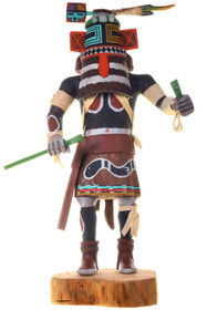 Vintage Hopi Guard Kachina Doll 33374